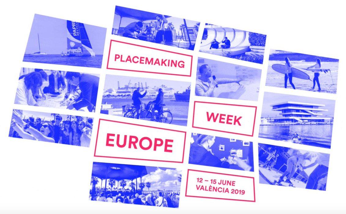 Placemaking Week Europe, el gran evento europeo sobre urbanismo