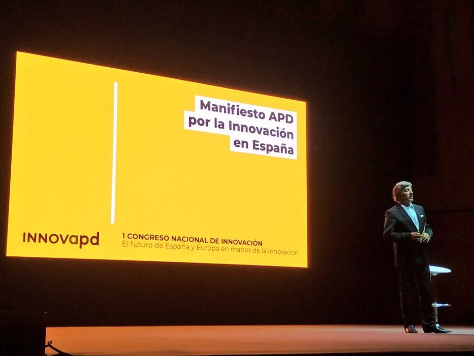 ¿Os sumáis al Manifiesto por la innovación en España?