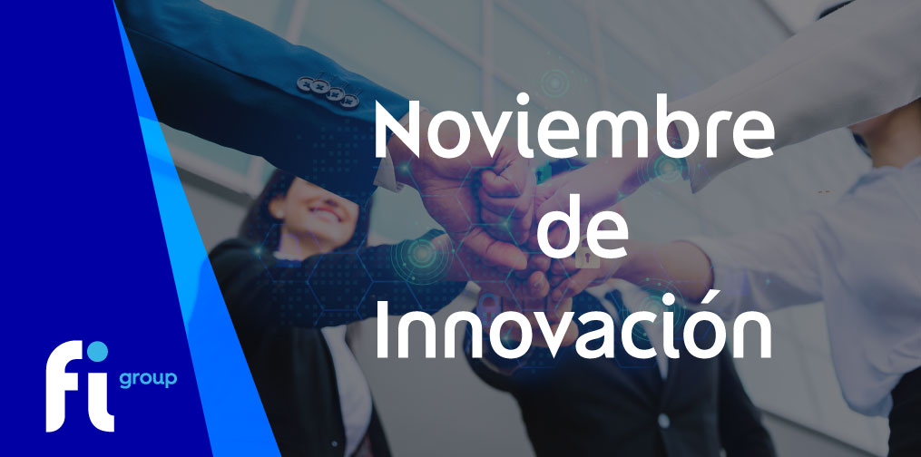 Noviembre de innovación